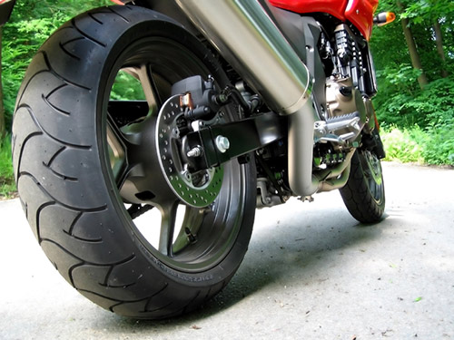 Required Motorcycle Insurance Coverage in North Johns
