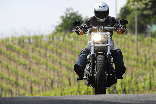 Required Motorcycle Insurance Coverage in Vermont